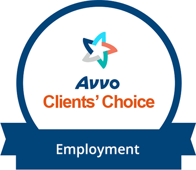Avvo Clients' Choice | Employment